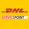 logo DHL Service Point
